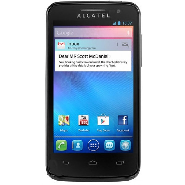 Alcatel One Touch 5020X Device Specifications