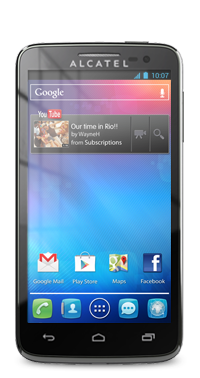 Alcatel OT-4010X Device Specifications