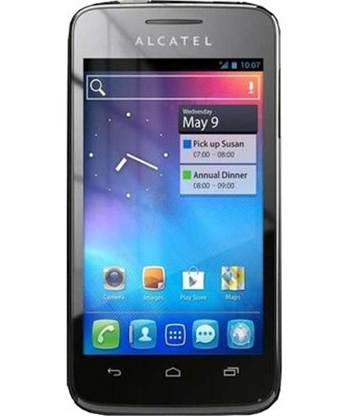 Alcatel OT-5020W Device Specifications