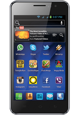CloudFone 500D Device Specifications