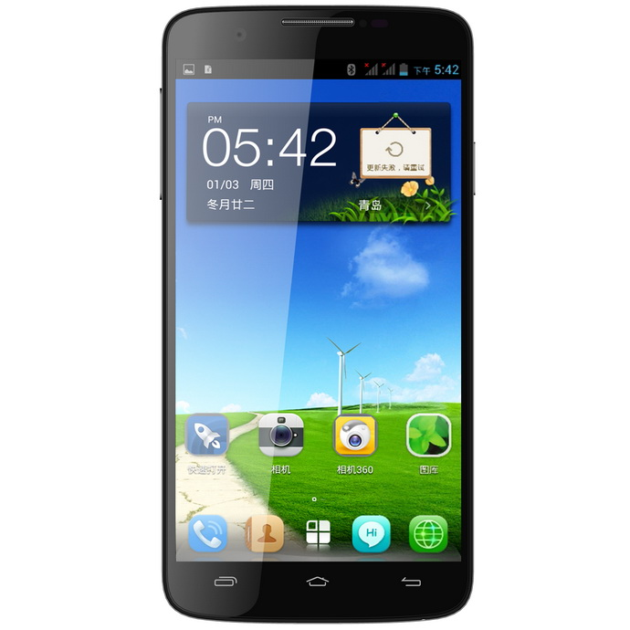 Haier W850 Device Specifications