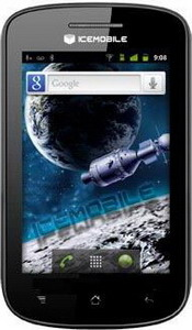 Icemobile Apollo Touch Device Specifications