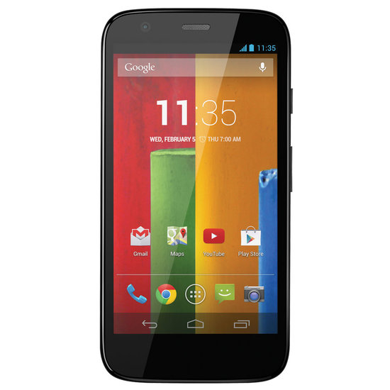 Motorola XT1033 Device Specifications