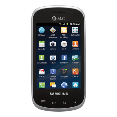 Samsung SGH-I827 Device Specifications