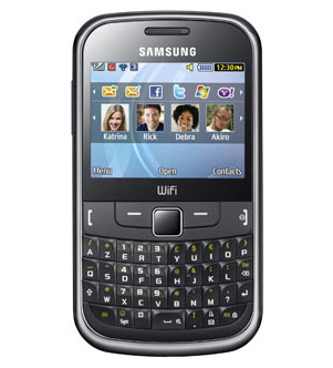 Samsung GT-S3353 Device Specifications
