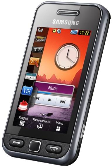 Samsung GT-S5230N Device Specifications