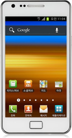 Samsung SHW-M250K Device Specifications