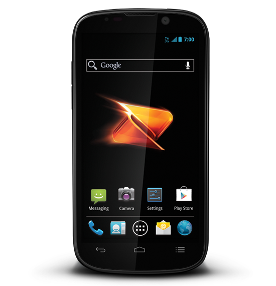 zte legacy phone are