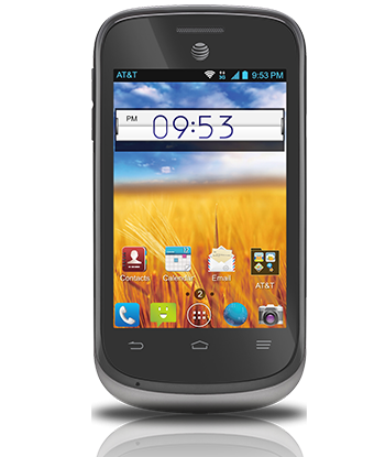 ZTE Z992 Device Specifications