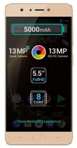 Allview P9 Energy S Device Specifications