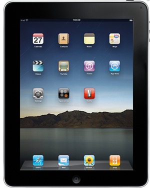 Apple iPad Air Device Specifications
