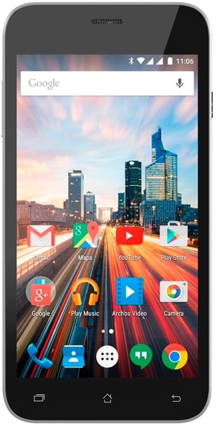 Archos 50 HE Plus Device Specifications