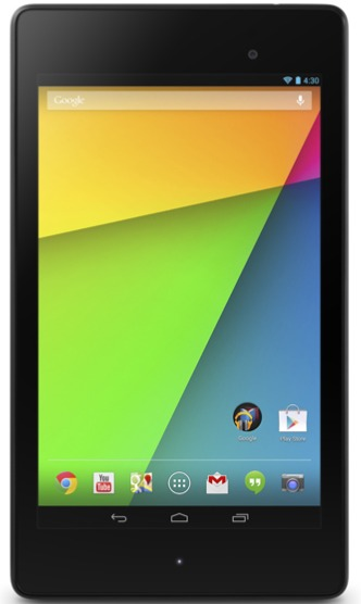 Asus Nexus 7 2013 LTE Device Specifications