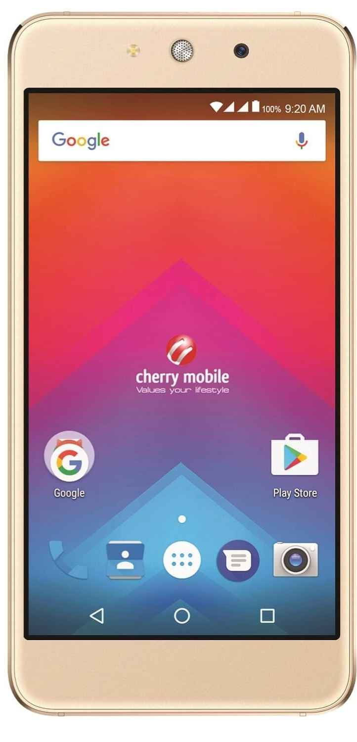 Cherry Mobile Desire R7 Lite Device Specifications
