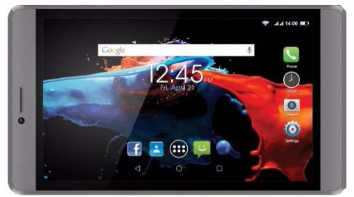 Extreme EX710 Tablet Device Specifications