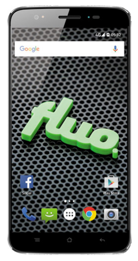 Fluo S554010 Device Specifications