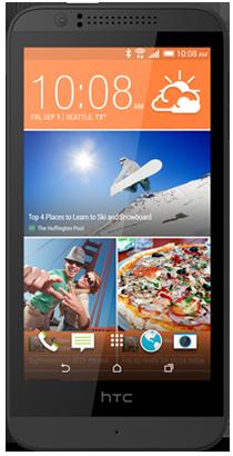 HTC M8W - Handset Detection