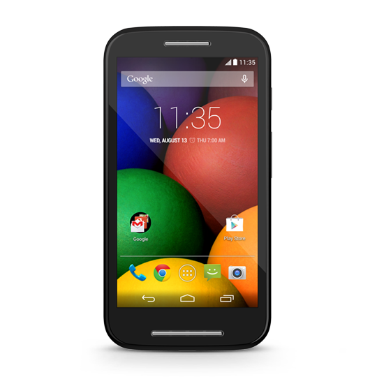 Motorola XT1025 Device Specifications