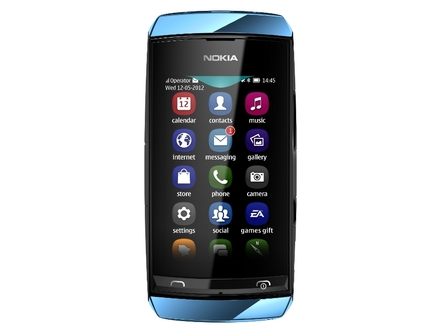 Nokia 306 - Handset Detection