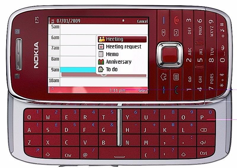 Nokia E75-2 - Handset Detection