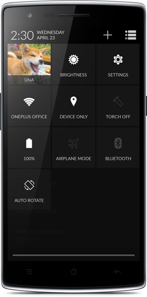 OnePlus One A0001 Device Specifications