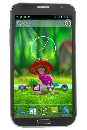 Pulid F11 Device Specifications