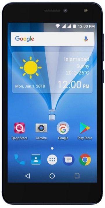 QMobile Blue 5 Device Specifications