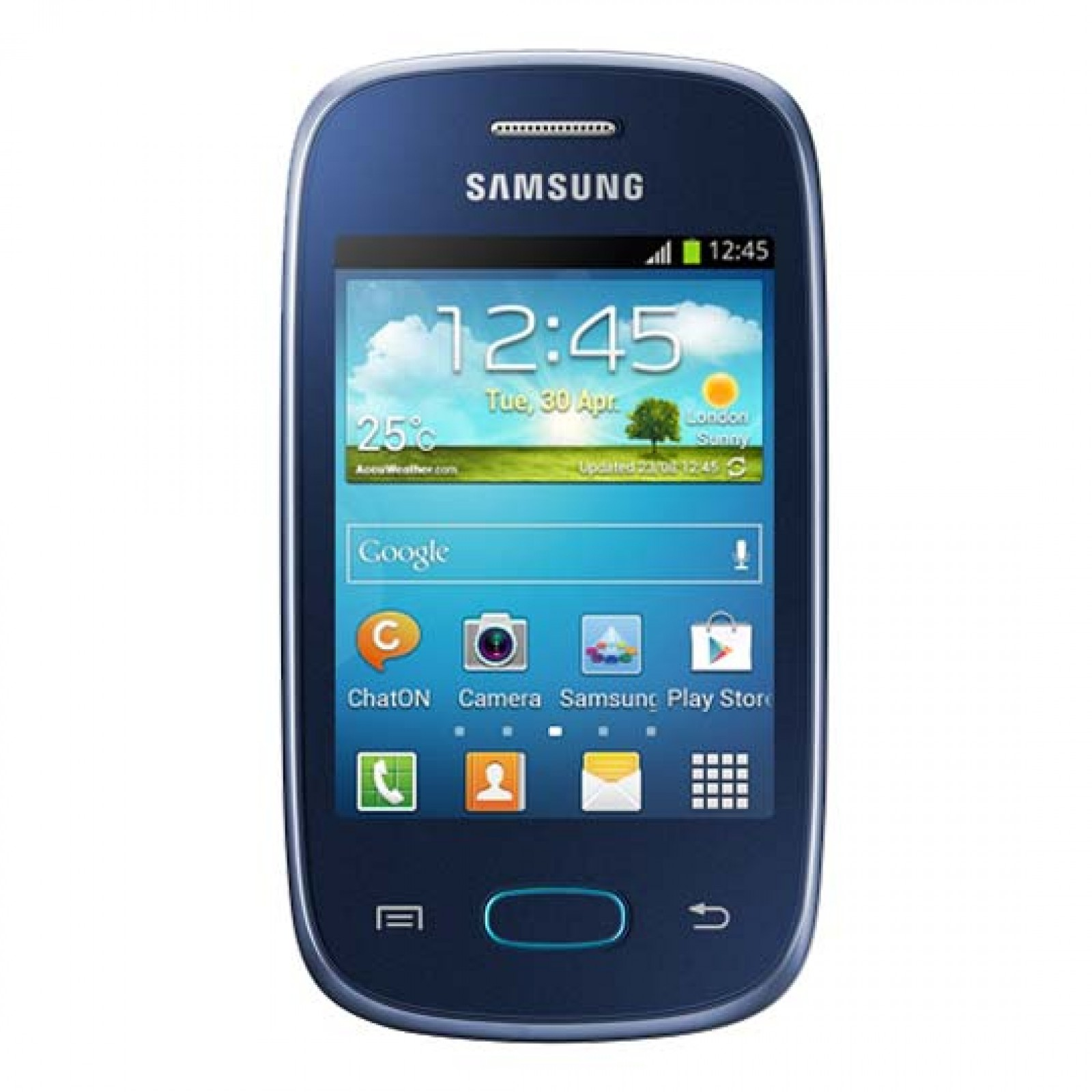 Samsung GT-S5310B Device Specifications
