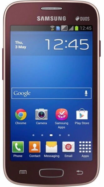 Samsung GT-S7262 Device Specifications