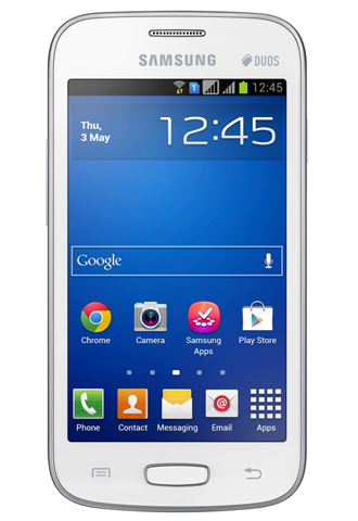 Samsung SM-G313H Device Specifications