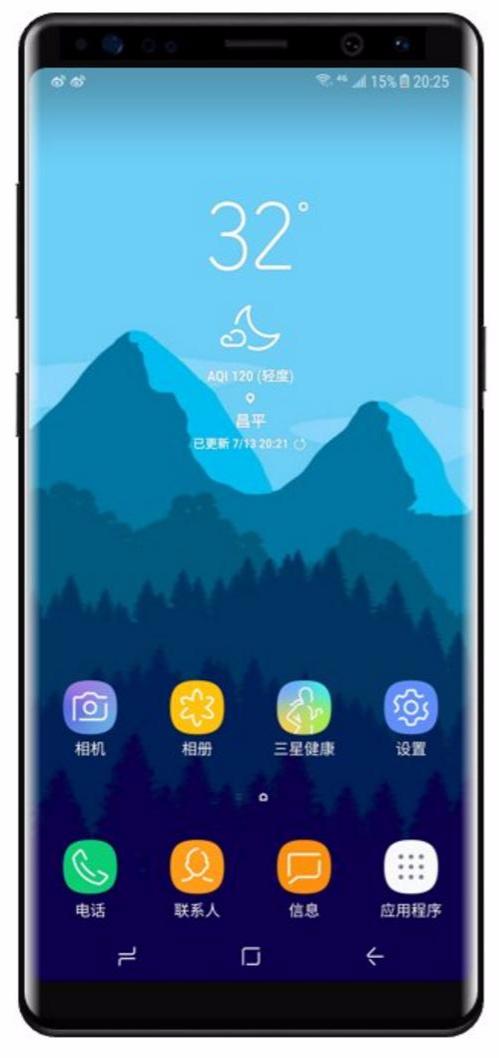 Samsung SM-N950F - Handset Detection