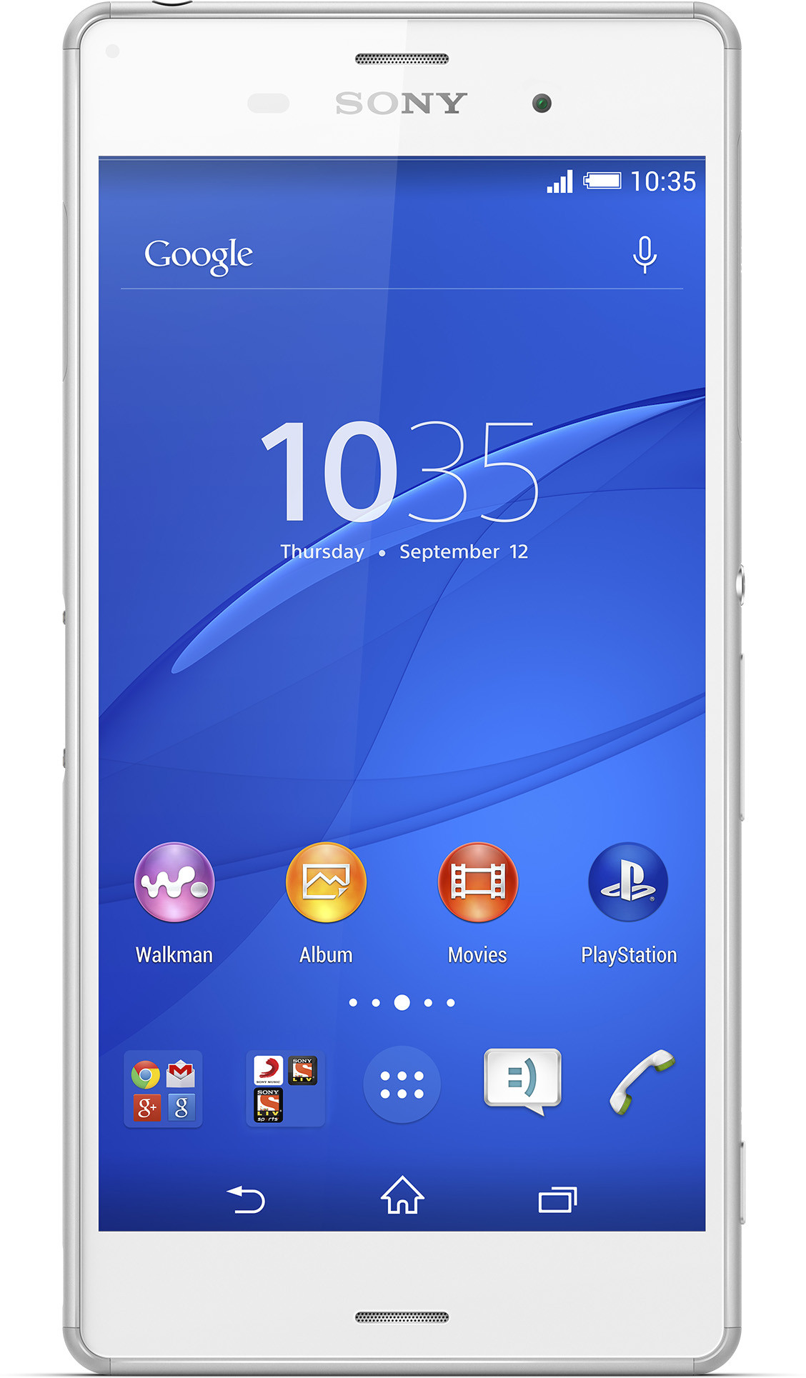 Sony D6633 Device Specifications