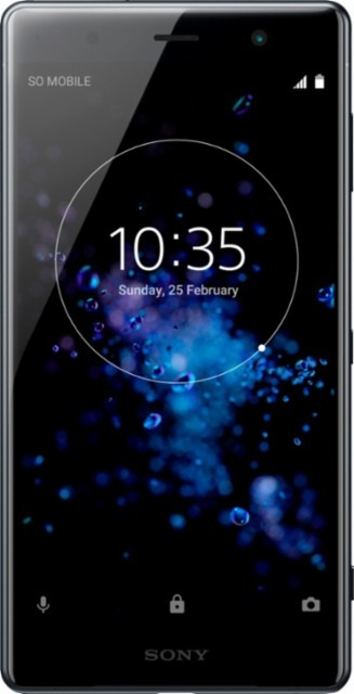 Sony H8116 Device Specifications