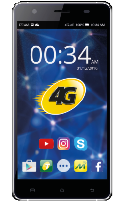 Telma Titan 4G Device Specifications