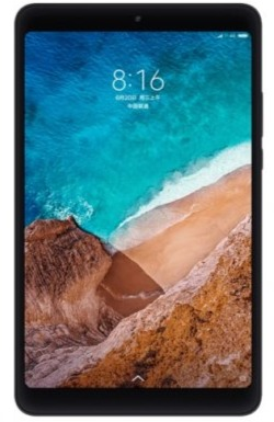 Xiaomi Mi Pad 4 Device Specifications