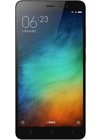 Xiaomi Redmi Note 4 Device Specifications