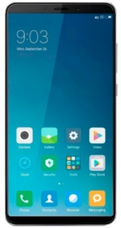 Xiaomi Redmi Note 5 Device Specifications